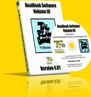 RealBook Software Volume 3